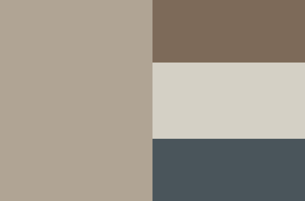 Tranquil Taupe Brown