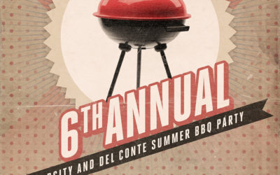 6th Annual Varsity and Del Conte Summer BBQ Party